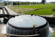 東山円筒分水 スポット写真